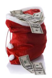 ChristmasClubbagfullofmoney